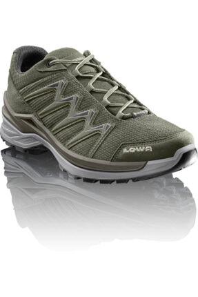 Lowa Unisex Yeşil Innox Pro Gtx® Lo Outdoor Ayakkabı 310709-0748