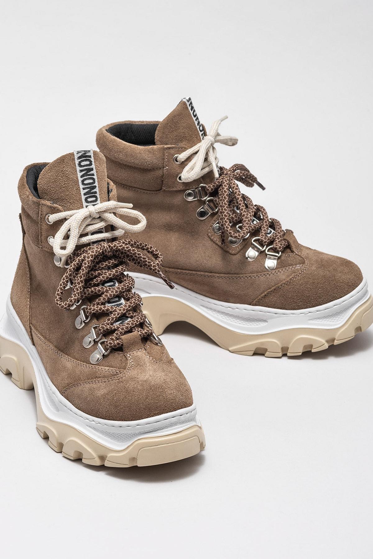 Elle Shoes Kadın Bot & Bootie Blanca-1 20KSE191450 2