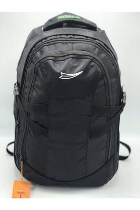 Rotaplus Unisex Siyah Modern Ergonomik Basic Outdoor Dağcı Sırt Çantası