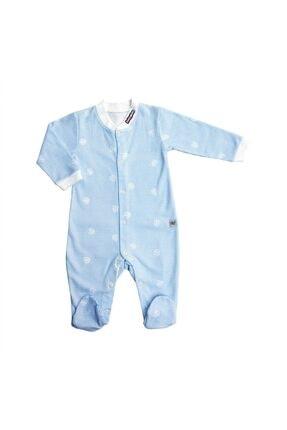 Babyglow Bebek Ateş Ölçer Mavi Tulumu