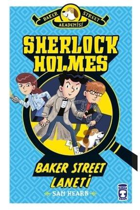 Timaş Yayınları Sherlock Holmes - Baker Street Laneti