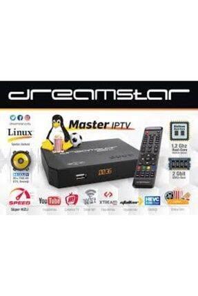 Dreamstar Dream Star Master Iptv Çanaksız Uydu Alıcısı