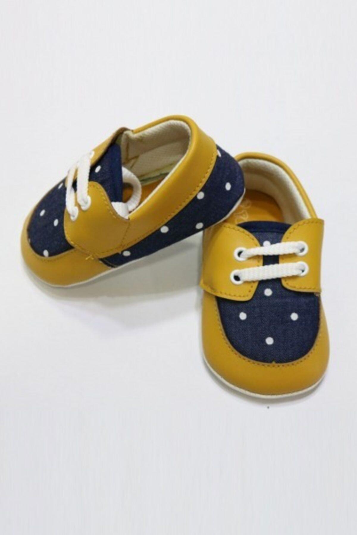 modaroyal Bebek Ilk Adım Patik Ayakkabı 1
