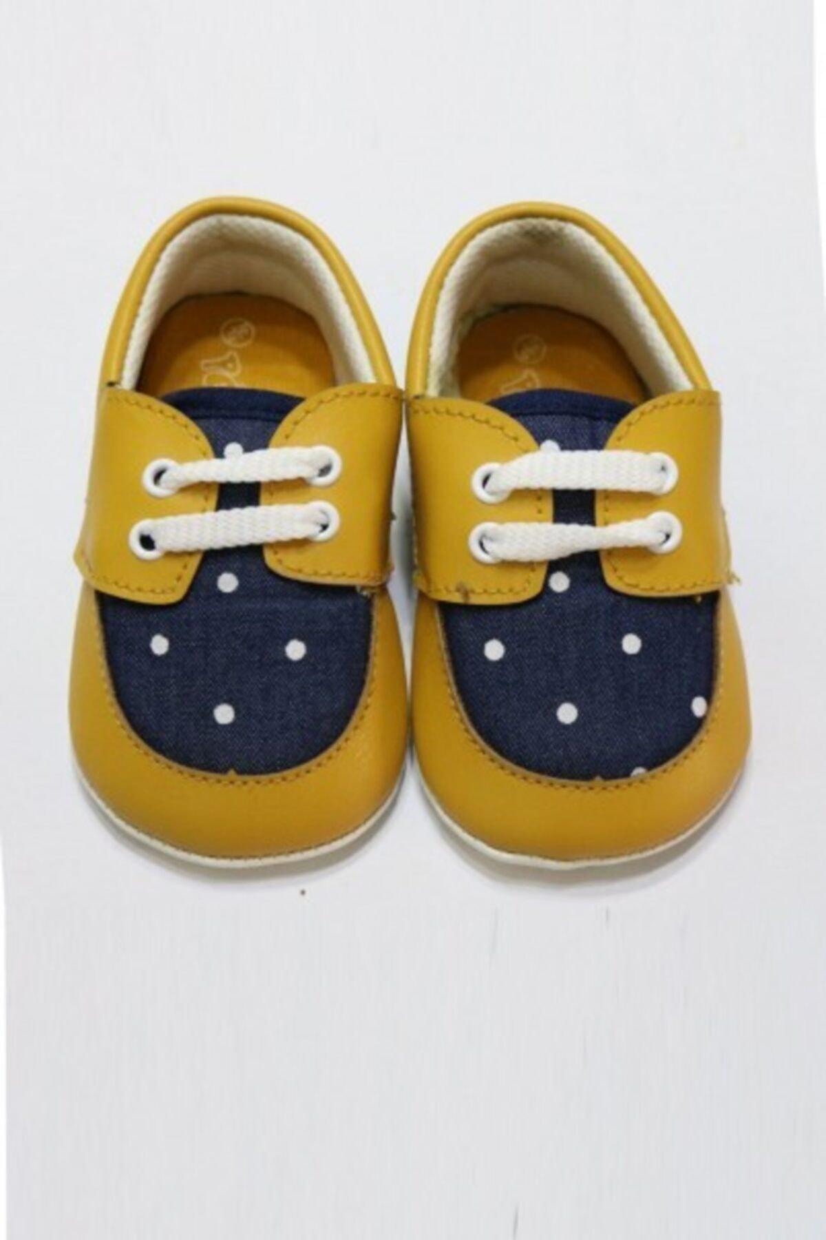 modaroyal Bebek Ilk Adım Patik Ayakkabı 2