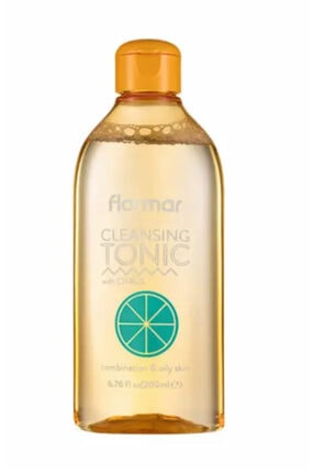 Flormar Cleansıng Tonıc With Cıtrus  Tonik