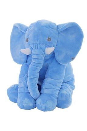 Sole Mavi 65 cm Uyku Arkadaşım Peluş Fil