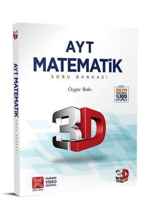 Çözüm Yayınları Çözüm 3d Yayınları Ayt Matematik Soru Bankası