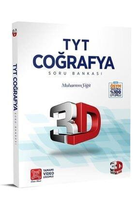 Çözüm Yayınları Çözüm 3d Yayınları Tyt Coğrafya Soru Bankası 2020 Sistem