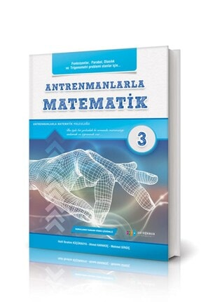 Antrenman Yayıncılık Antrenmanlarla Matematik 3.üçüncü Kitap