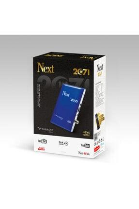 Next 2071 (ıptv Hevc H.265) Çanaklı Çanaksız