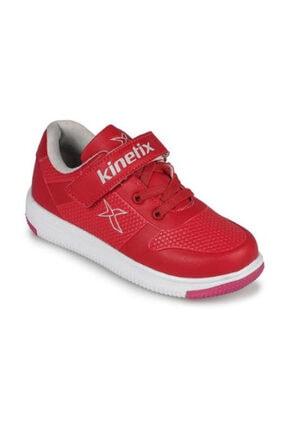 Kinetix Kız Çocuk Kırmızı Spor Ayakkabı Sneaker