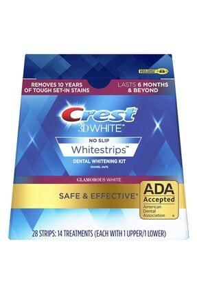 CREST 3d White Luxe Whitestrip Diş Beyazlatma Kiti 28 Bant