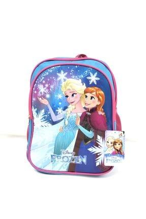 Disney Frozen Kız Çocuk Mavi Disney Frozen İlk Okul Çantası