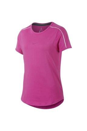 Nike Kız Çocuk Pembe Nıke G Nkct Dry Top T-Shirt Ar2348-623