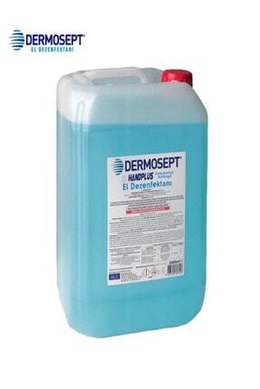 DERMOSEPT Handplus El Ve Cilt Dezenfektanı 5 Litre