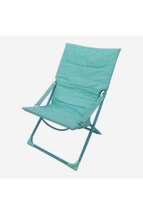 Ricardo Mavi Rahat Ve Katlanır Yazlık Bahçe Sandalyesi Sunfun Relax