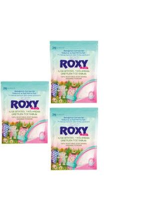 Roxy Bahar Çiçekleri Matik Sabun Tozu 2 kg x 3 Adet