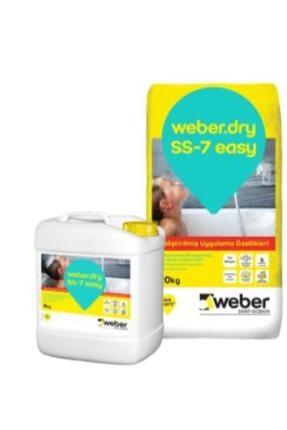 WEBER Dry Ss-7 Easy Set (yarı Elastik Su Yalıtım Harcı20+6 Kg)