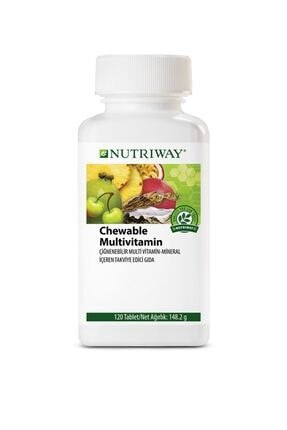 Amway Chewable Multivitamin Nutrıway™ 120 Tablet