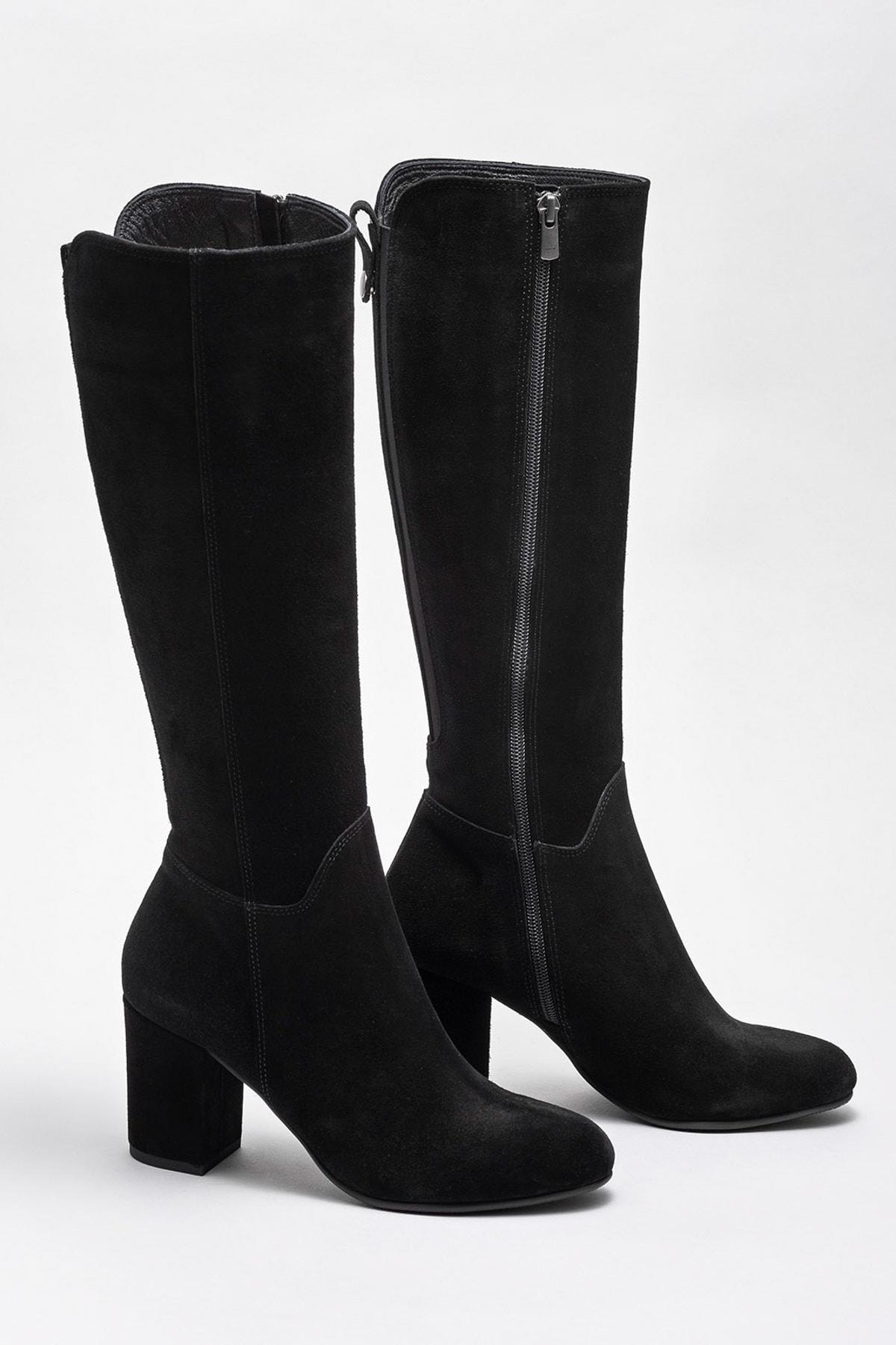 Elle Shoes Kadın Çizme Ronalde-1 20K128 2