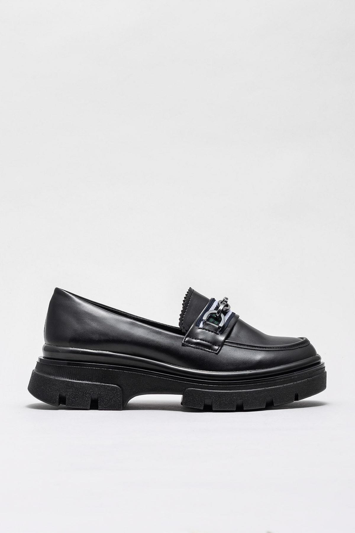 Elle Shoes Kadın Casual Ayakkabı Delevan 20KAY13 1