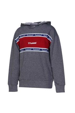 HUMMEL Unisex Çocuk Antrasit Nephele Günlük Stil Sweatshirt 920912-2833
