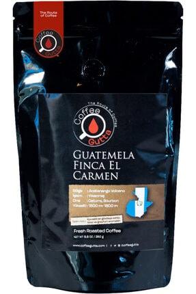 Coffee Gutta Guatemala Finca El Carmen 250 Gr Filtre Kahve | Kağıt Filtre Için Öğütülmüş