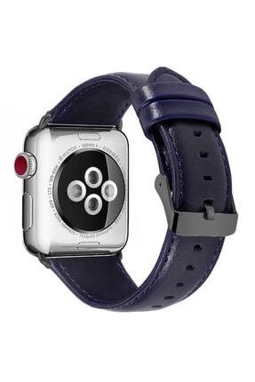 dijimedia ???apple Watch 38mm Luxury Leather Deri Kordon No2