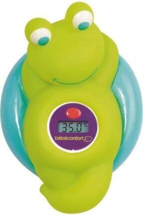 BEBE CONFORT Yeşil Kurbağa Figürlü Banyo Termometresi