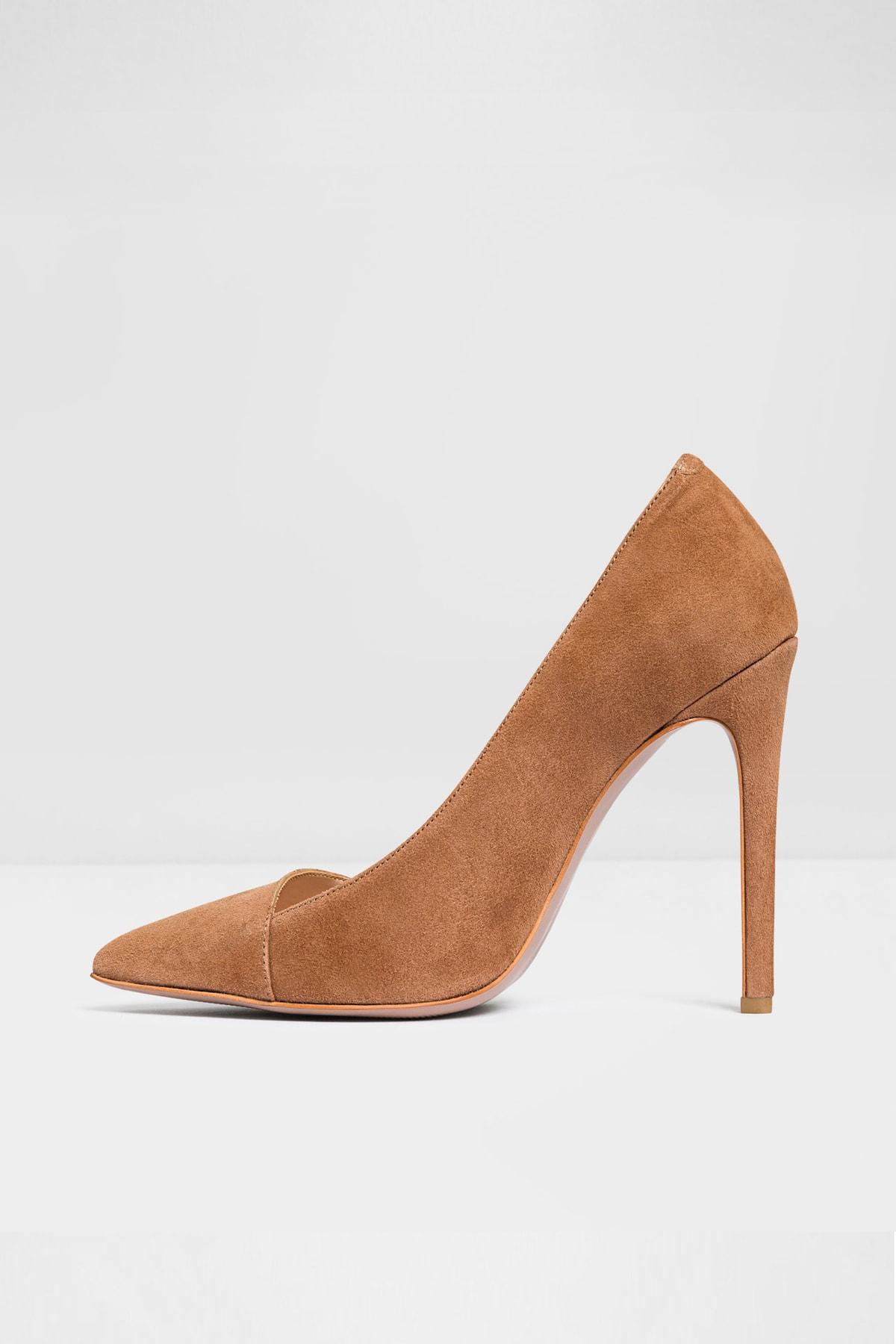 Aldo Kadın Taba Topuklu Ayakkabı 2
