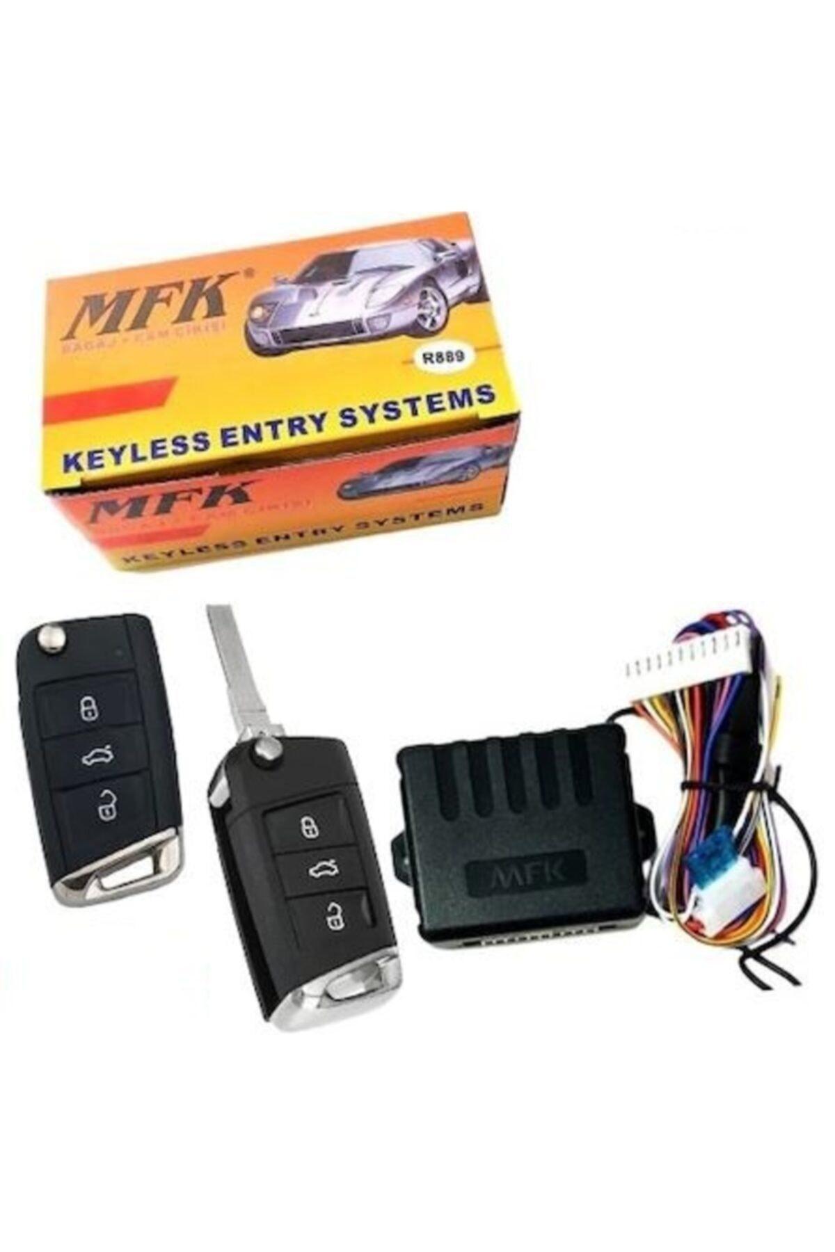 EMA-MFK Yeni Model Açma Kapama Sustalı Kumanda Set 1