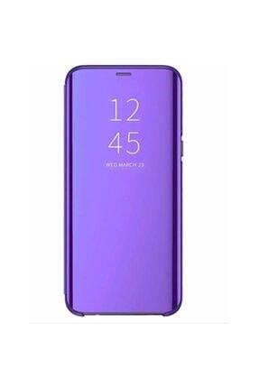 Smartberry Samsung Galaxy S7 Edge Kapaklı Kılıf Clear View Aynalı Flip Cover Wallet Kılıf