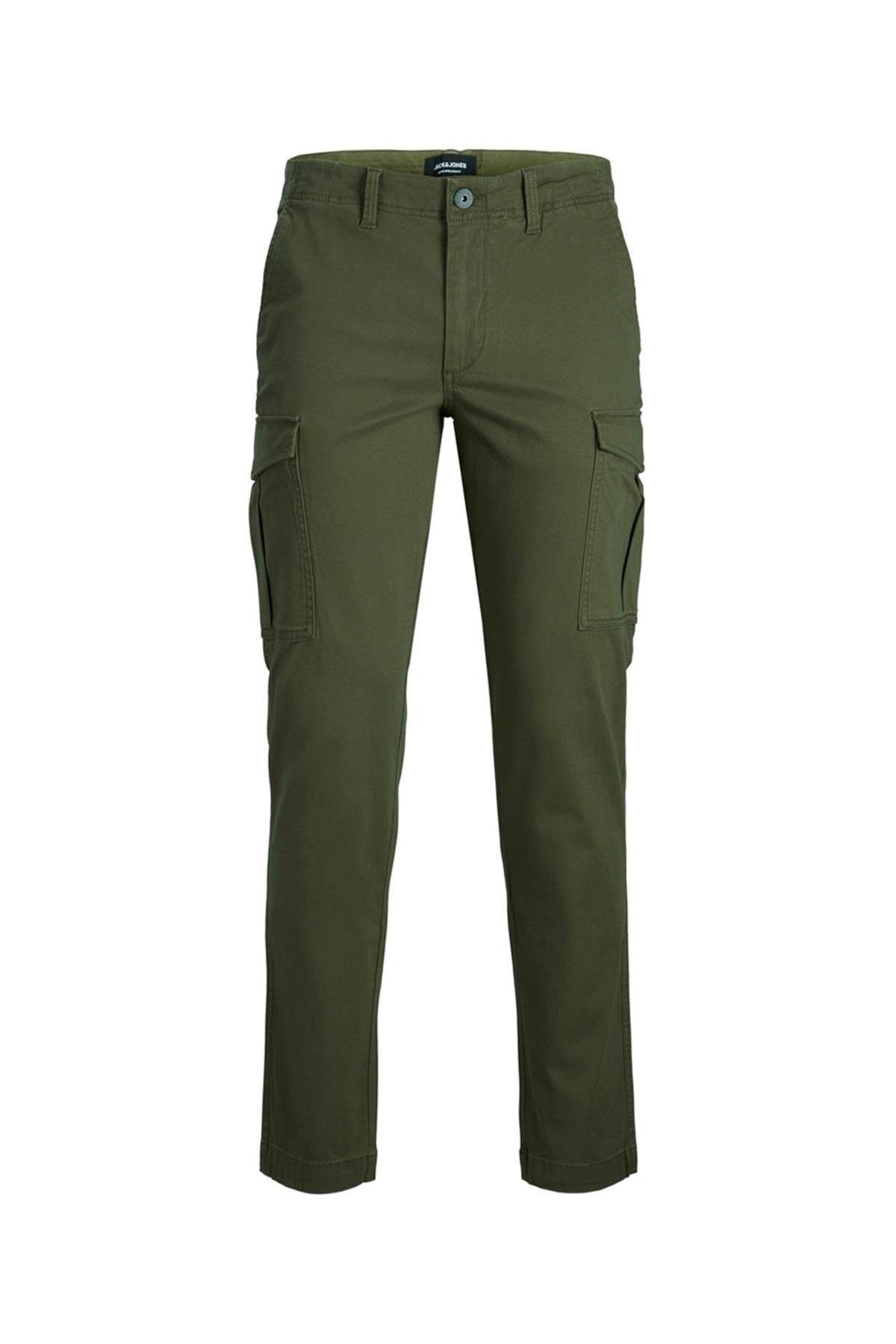 Jack & Jones Erkek Kargo Pantolon 12174184 1