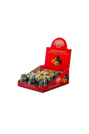 Kardelen 10'lu Karlıdağ Çikolatalı Kestane Şekeri