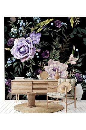 Naz Konsept Çiçek Desen Duvar Kağıtları
