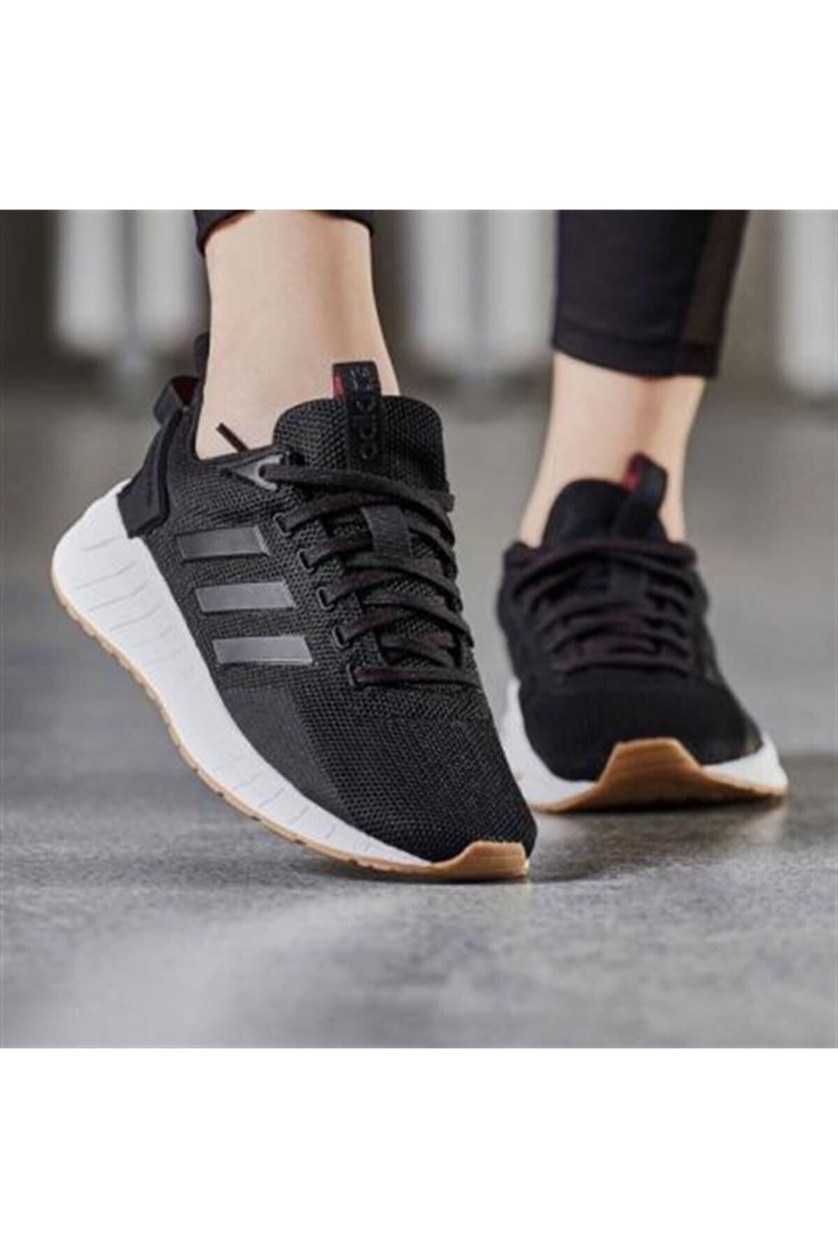 adidas Questar Ride Siyah Kadın Spor Ayakkabı B44832 2