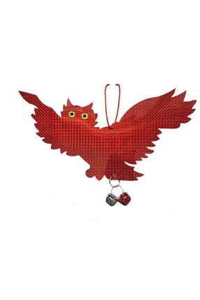 KOVMATİK Kuş Kovucu Baykuş Hologram
