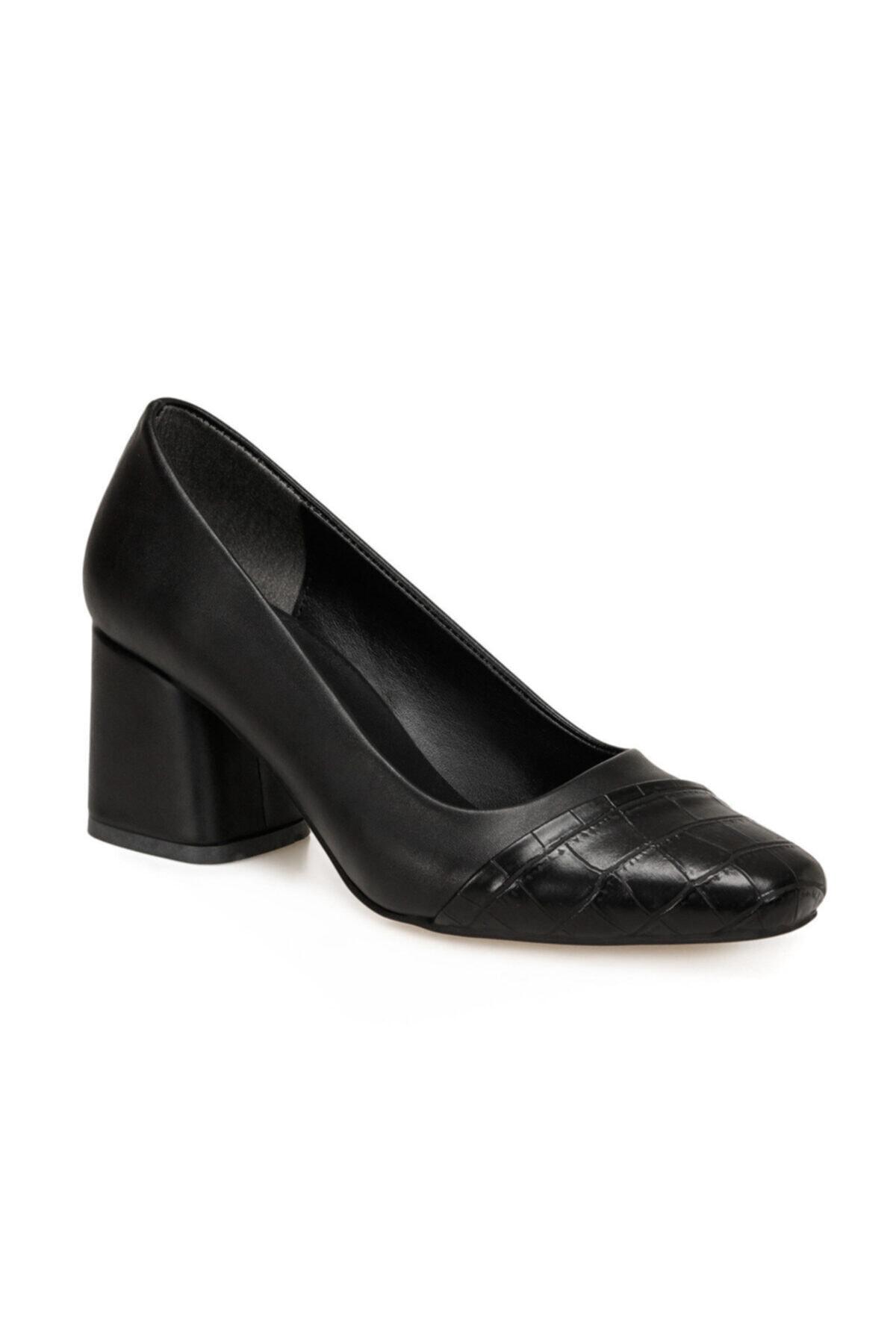 Butigo LİLY Siyah Kadın Topuklu Ayakkabı 100666957 1