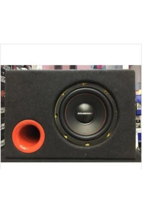 Soundmax Sx-fc8 20cm Kabınlı 800w 250 Rms Prosesyonel Bas