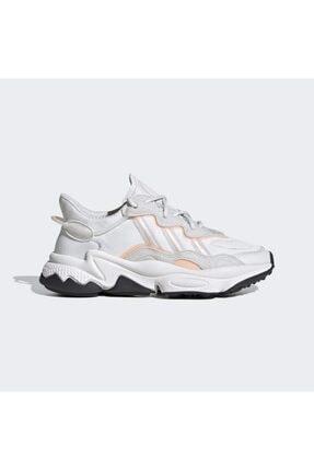 adidas Unisex Beyaz Ozweego J Spor Ayakkabı