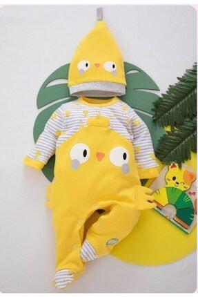 Miniworld Unisex Bebek Tulum Seti - Bebek Doğum Hediyesi