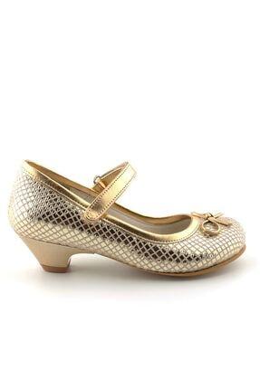 Cici Bebe Ayakkabı Kız Cocuk Abıye Ayakkabı