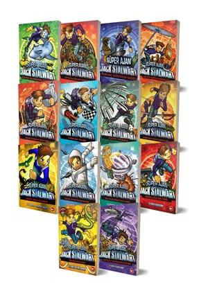Beyaz Balina Yayınları Süper Ajan Jack Stalwart Serisi (14 Kitap Takım)