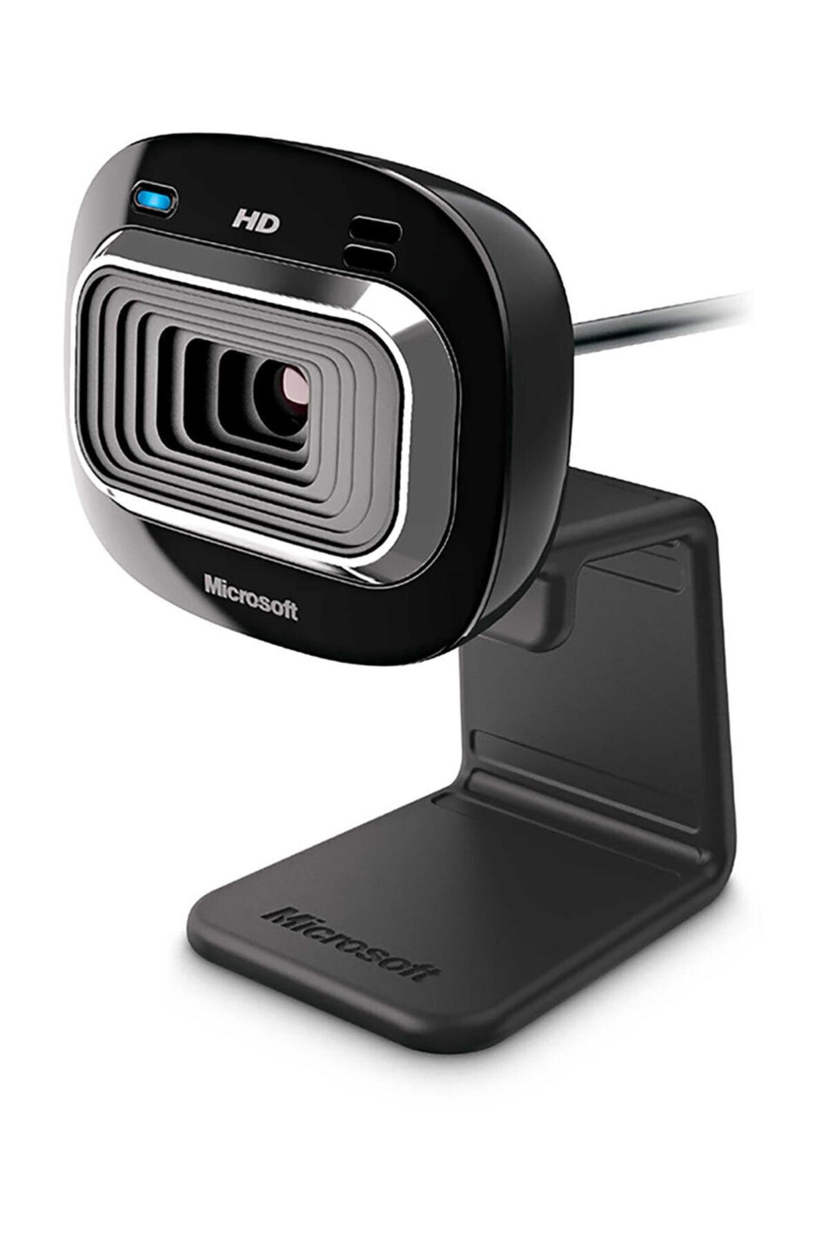 MICROSOFT Lifecam Hd-3000 720p Webcam (T4h-00004) 1
