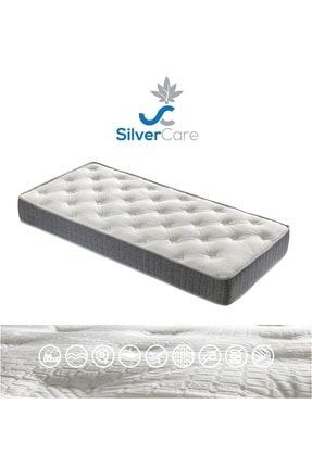 MAXİ-COSİ Maxi Cosi Silvercare Ortopedik Yaylı Yatak Lüx Ortopedik Yumuşak Tuşeli Cotton Yaylı Yatak