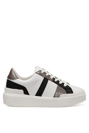 Nine West Stanley Beyaz Kadın Sneaker Ayakkabı