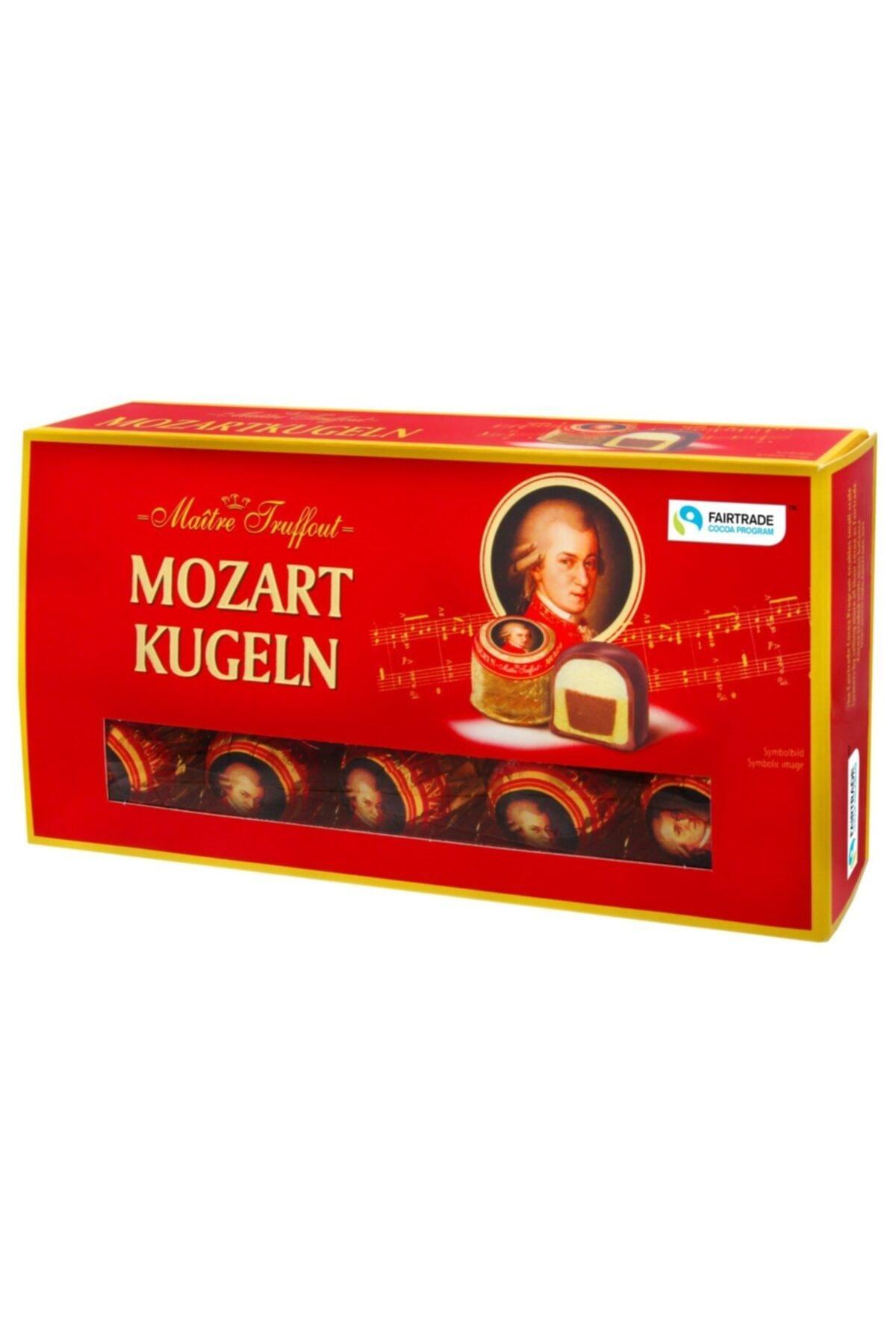 MOZART Kugeln Maitre Truffout Marzipan Çikolata Topları 200 gr 1