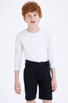 DeFacto Basic Uzun Kollu T-shirt