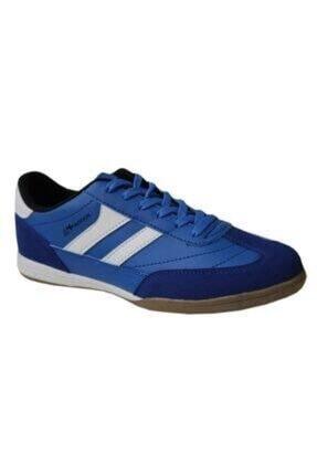 MP Unisex Mavi Indoor Futsal Ayakkabı