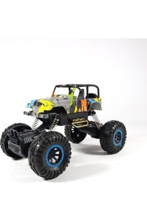 SmartFox Off Road - Süspansiyonlu Jeep Uzaktan Kumandalı Rock Crawler